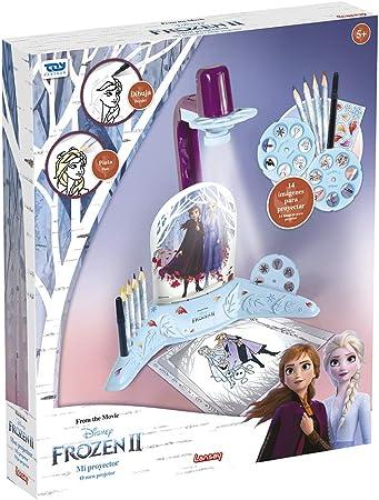 Toy Partner- Proyector Frozen II, Multicolor (25026)