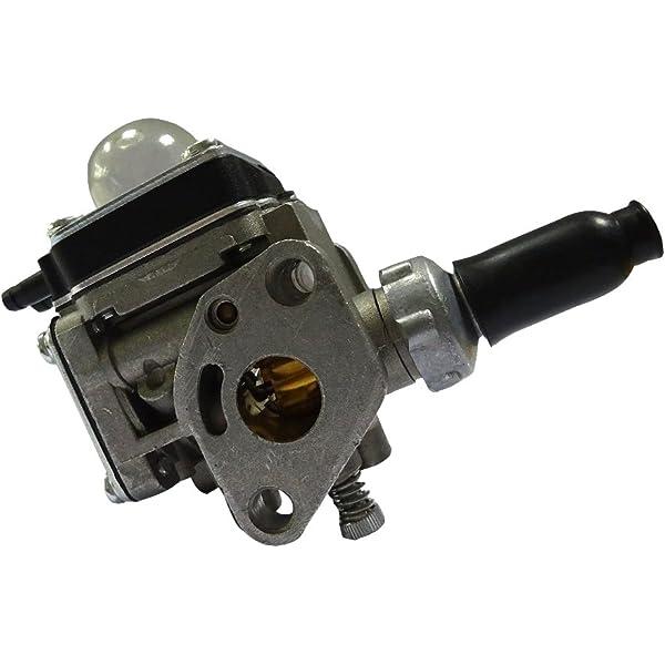 Carburador para Kawasaki TH43 TH48 desbrozadora cortacésped ...