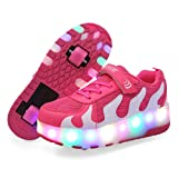 Nsasy Roller Shoes Roller Skates Shoes Girls Boys