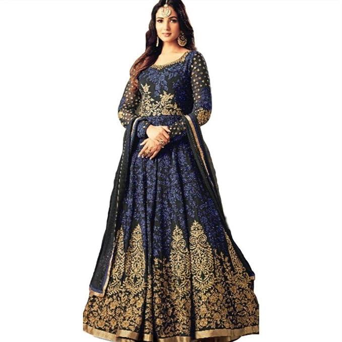 Amazon.com: Gama de la India vestido de mujer Nuevo Funda ...