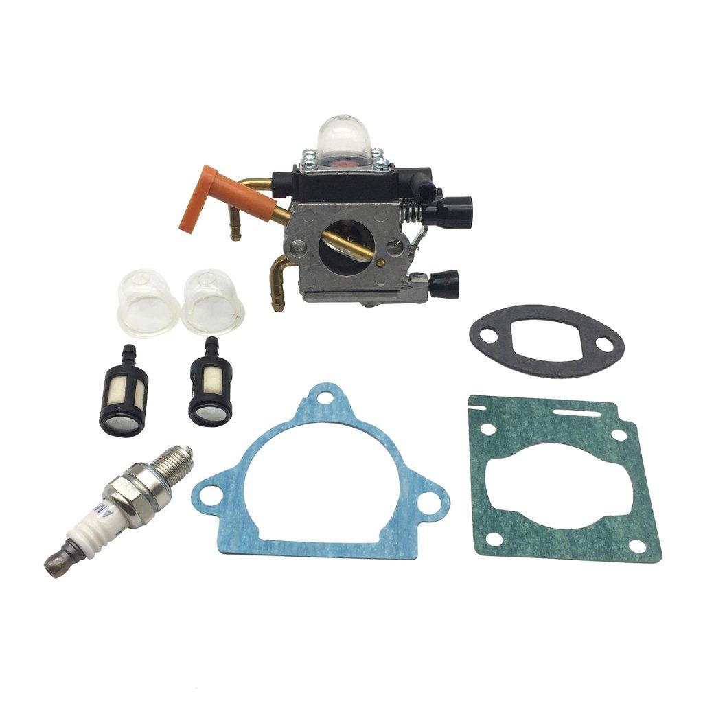 Tubayia Carburateur Carburateur Carburateur pour Stihl HS81 HS81R HS81T HS86 HS86R HS86T