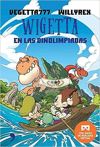 Wigetta Dinolimpiadas + Gafas VR (Fuera de Colección ...