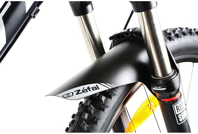 ZÉFAL Schutzblech Spritzsschutz für Fahrrad Gabel vorne oder Sattelstrebe hinten