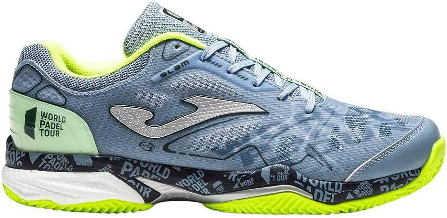 Joma Slam Clay- Zapatilla de Padel para Hombre: Amazon.es: Zapatos y complementos