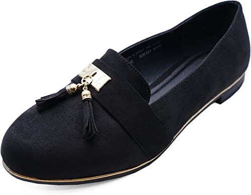Wide-Fit EEE Slip-On Loafers Comfy