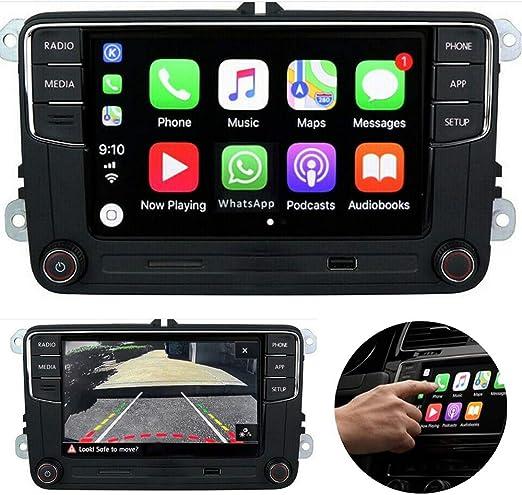 Autoradio Rcd360 Rcd330 Carplay Bluetooth Usb Sd Rvc Für Golf Passat Polo Caddy Transporter5 Bora Cc Eos Auto
