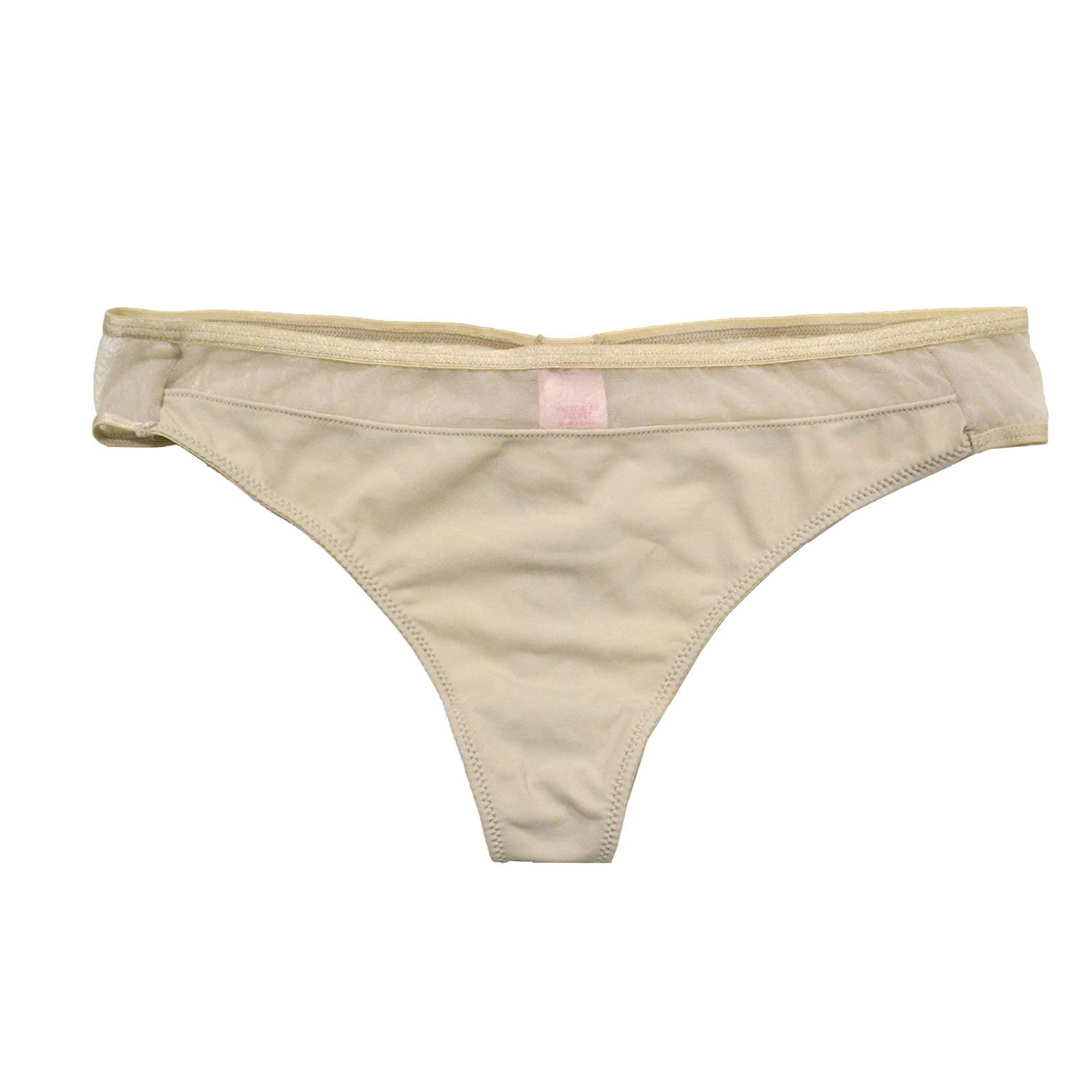 5013ca8ca4f0 Victoria's Secret Very Sexy Thong Panties with Mesh Detail at Amazon  Women's Clothing store: