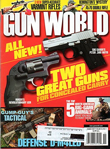 - Gun World magazine November 2009