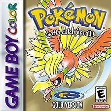 Pokemon Gold Version - New Save Battery (Certified Refurbished)