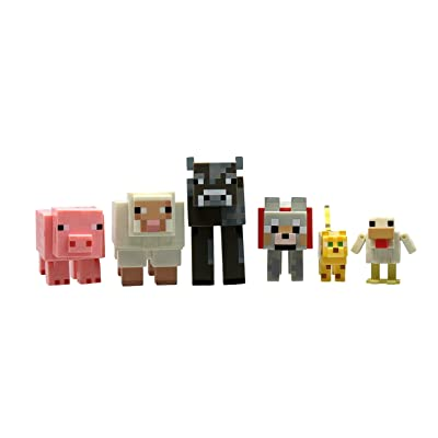 Minecraft- Animal 6 -Pack: Toys & Games