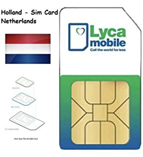 Activado: Vodafone NL €5 | 4G/LTE Europe Prepaid SIM Desde ...