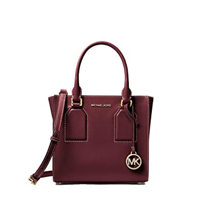 a655d07dee16 Image Unavailable. Image not available for. Color  Michael Kors Selby  OXBlood ...