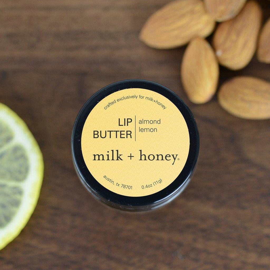 milk + honey Lip Butter (Almond & Lemon) milk and honey