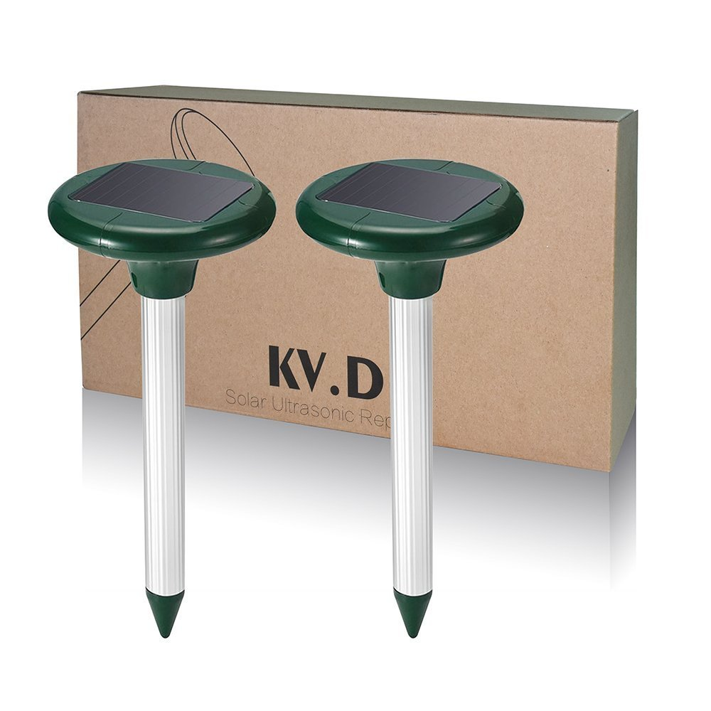 KVD-- Sonic Spike Snake Repellant