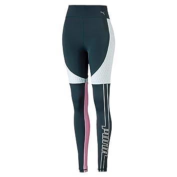 7f2f838e5b7c24 Puma Women's Cosmic Tight Tz Leggings: Amazon.co.uk: Sports & Outdoors