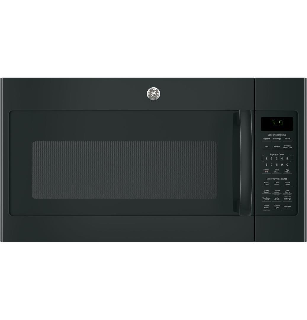 GE JVM7195DKBB 30'' Over-the-Range Microwave Oven in Black
