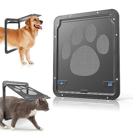 Protector de Puerta de Puerta para Perro, para Gatos, Perros, Gatos, Puerta