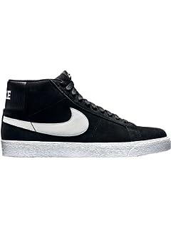 1fd4e24ad4ab Nike Men s Blazer Sb Premium Se Base Grey Black White Skate Shoe 9