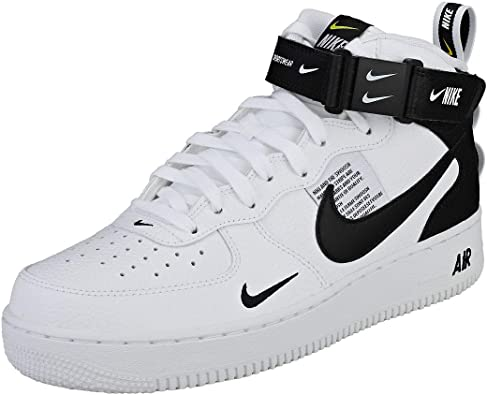 Amazon.com: Nike Air Force 1 Mid 07 LV8 - Chaqueta para ...