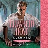Duke of Sin  (Maiden Lane Series, Book 10)
