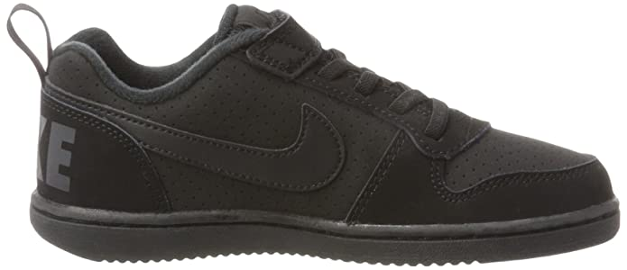 cheap for discount 82618 82962 Amazon.com   Nike Court Borough Low Little Kids   Sneakers