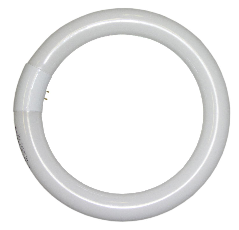lights of america 2630b circline compact fluorescent replacement tri rh amazon com