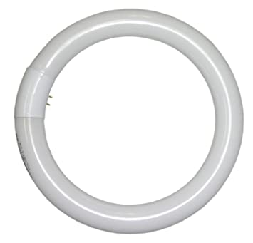 Lights Of America 2630b Circline Compact Fluorescent Replacement Tri