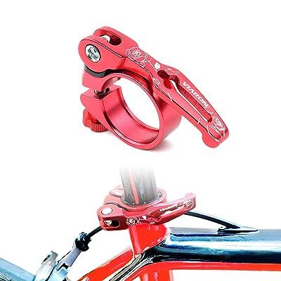 34.9mm 31.8mm 28.6mm Bike Bicycle BMX MTB Aluminum Alloy Seatpost Anodised Clamp