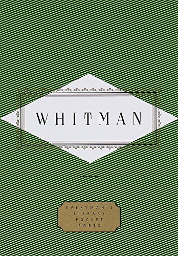 Whitman: Poems (Everyman's Library Pocket Poets - Stores Walt Whitman