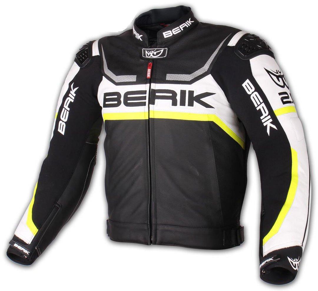 Berik ベリック Asymatic Jacket 2017モデル ジャケット ブラック/イエロー 50 B01N6IPZKZ