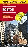 MARCO POLO Cityplan Boston 1:15 000 (MARCO POLO Citypläne)