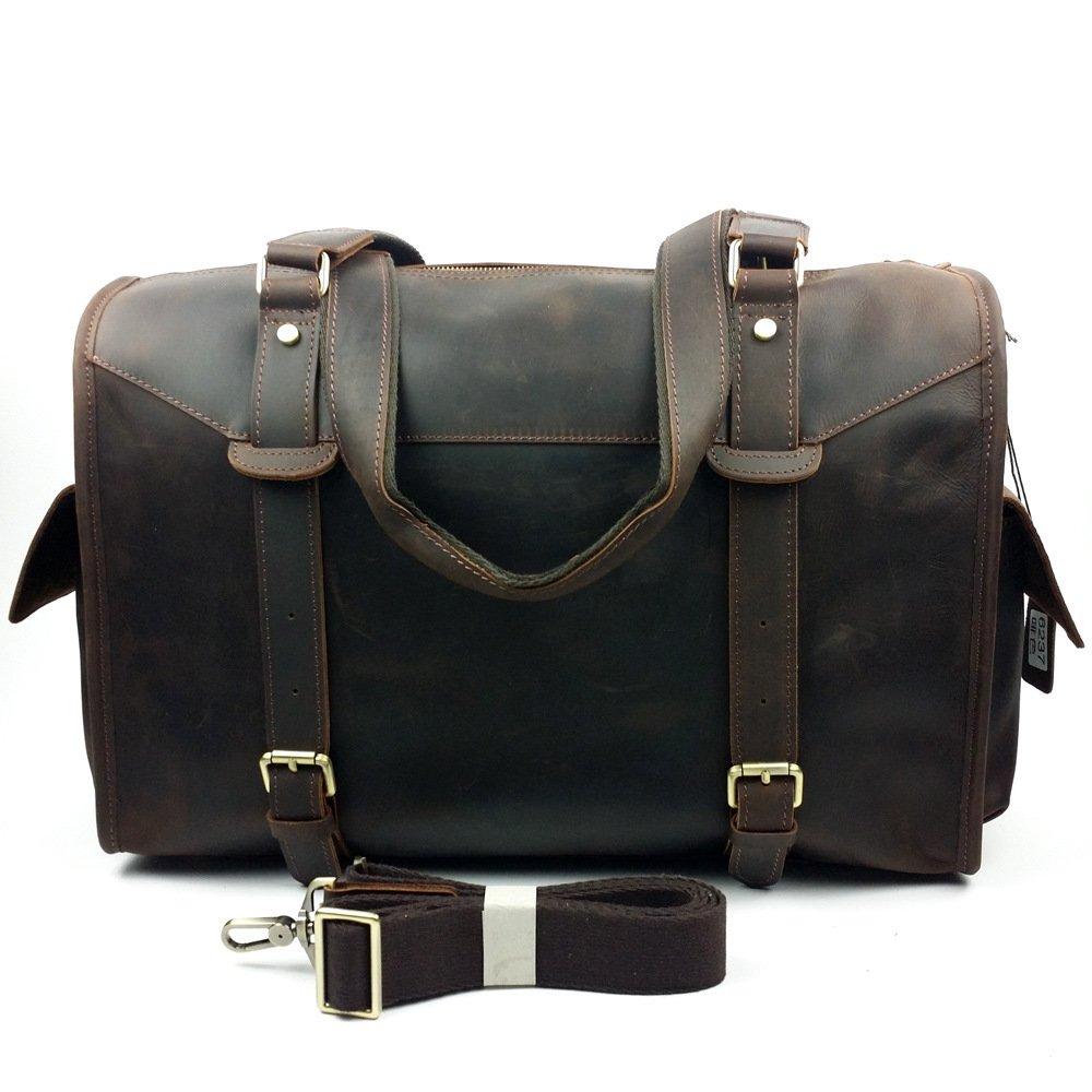 Tasche Leder Herrentaschen Tasche Männer Schulter geschlungen