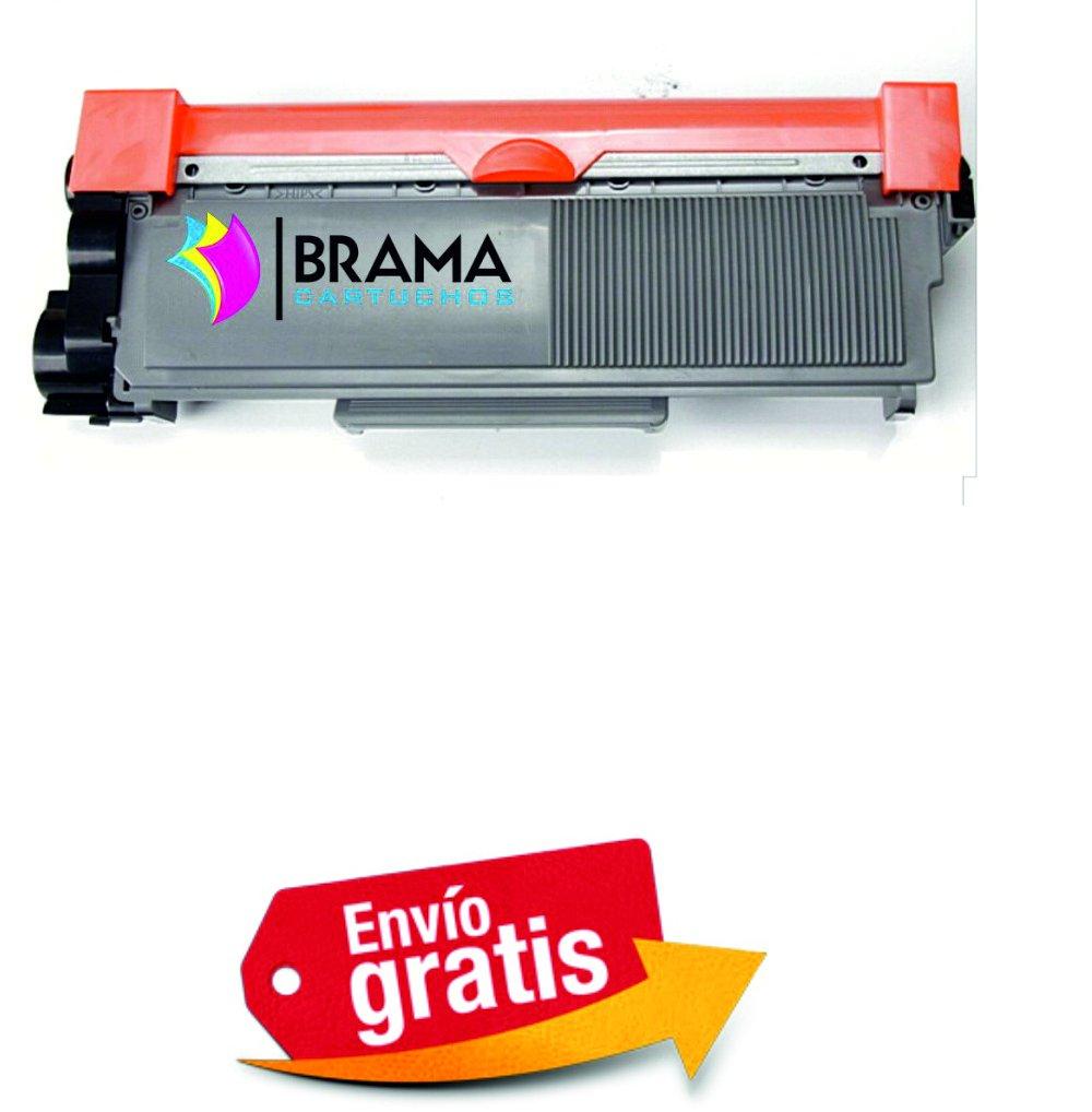 Bramacartuchos Tóner compatible con Brother Tn Alta Capacidad DCP LDW HL LD
