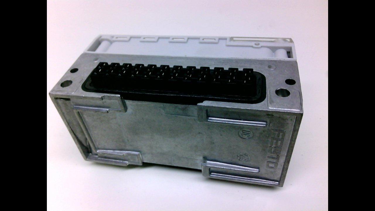 Festo Cpx-Ab-1-Sub-Bu-25P-M3 Attached Part Number Cpx-M-Ge-Ev Manifold Cpx-Ab-1-Sub-Bu-25P-M3 with Attached Part Number Cpx-M-Ge-Ev