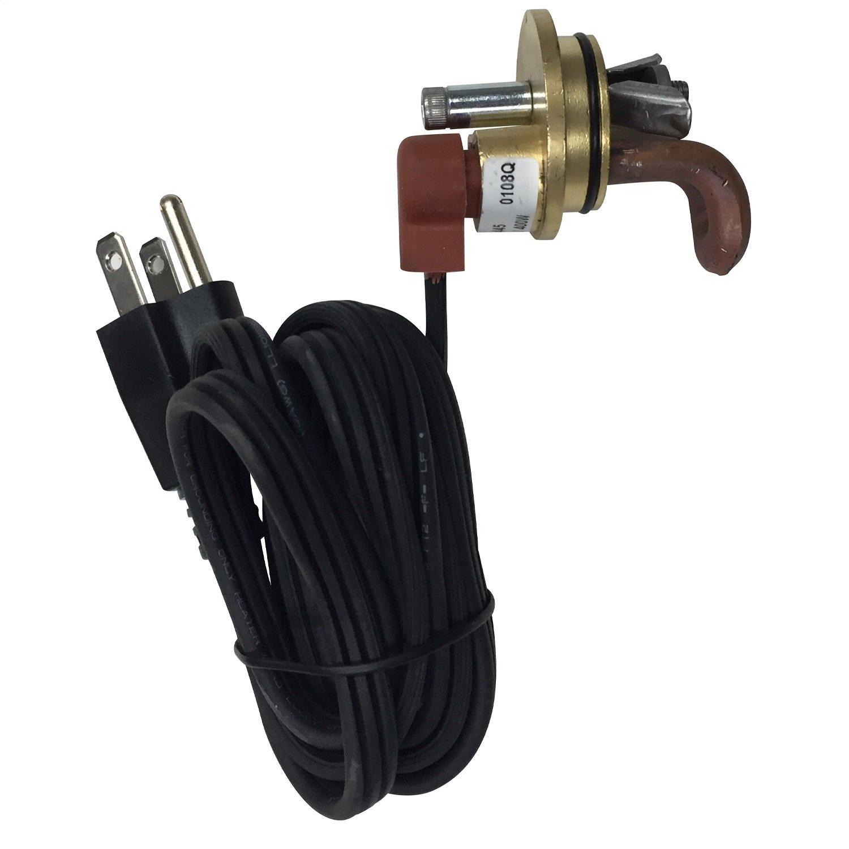Kat's 11445 400 Watt 1 1/4' Frost Plug Heater Kat' s