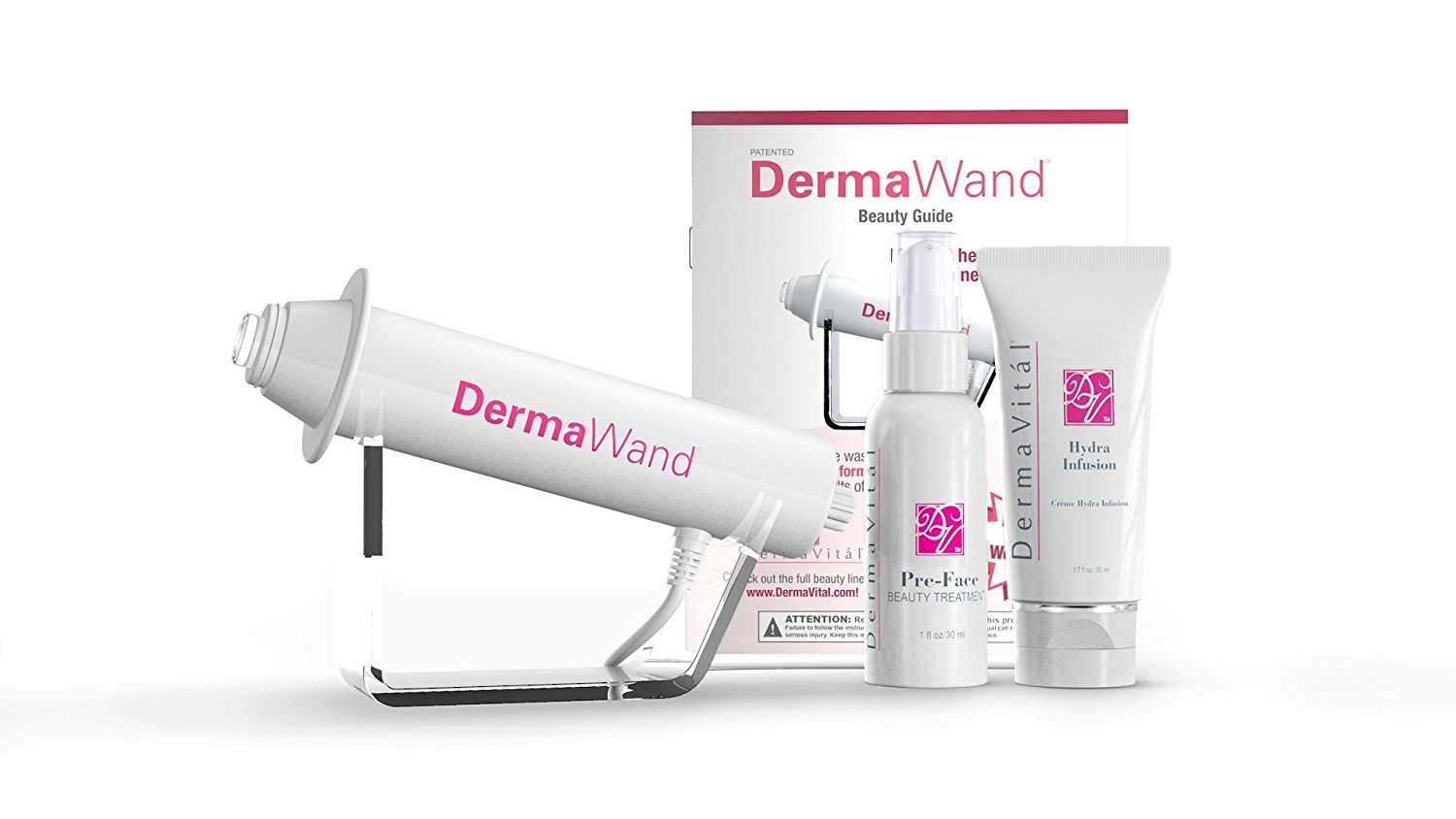 Deluxe DermaWand Anti-Aging System ICTV Brands Inc DWUKKIT2