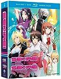 Sekirei: Complete Series (Blu-ray/DVD Combo)