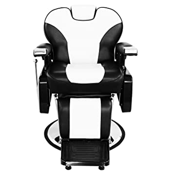 Remarkable Barberpub All Purpose Hydraulic Reclining Barber Chair Salon Spa Beauty Chair Styling Equipment Ibusinesslaw Wood Chair Design Ideas Ibusinesslaworg