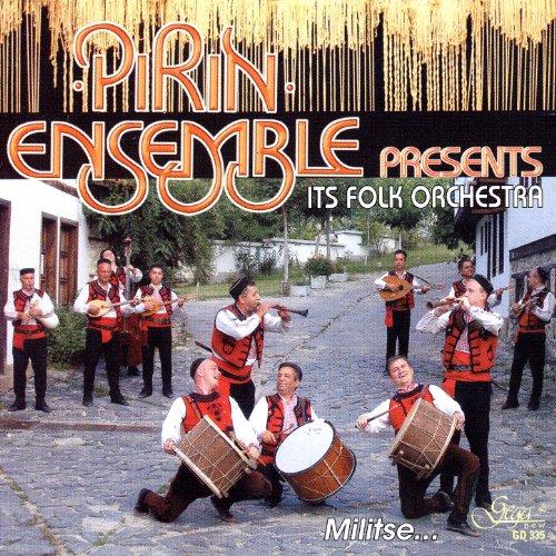 Pirin Ensemble Presents Its Folk Orchestra