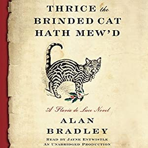 Thrice the Brinded Cat Hath Mew'd Audiobook