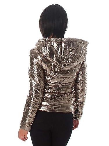 e26ed92 daunenjacke damen metallic