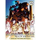 Aldnoah.Zero (TV 1 - 12 End) (DVD, Region All) English subtitles Japanese anime