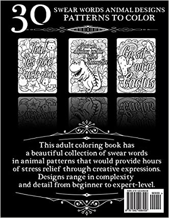 cheap Coloring Books for Adults Relaxation: Swear Word ...