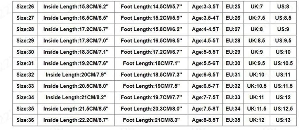 Kids Boys Girls Tennis Shoes Lightweight Athletic Running Shoes Children Mesh Casual Shoes for 3-8 Years Old