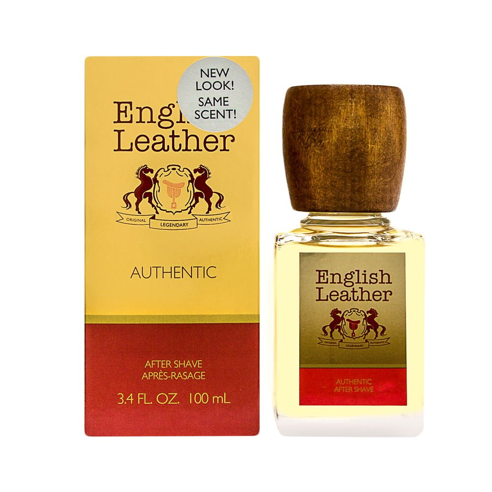 English Leather By Dana For Men. Aftershave 3.4-Ounces