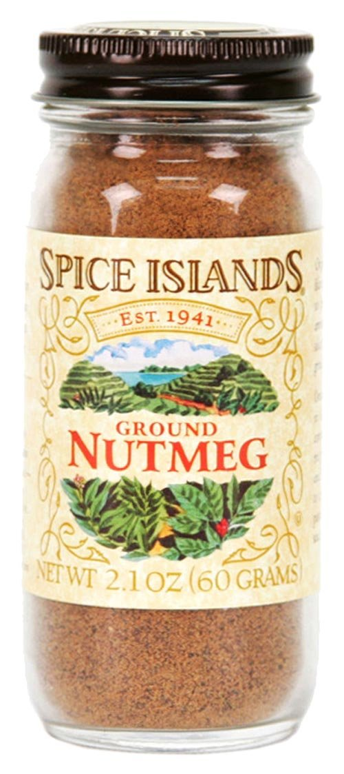 Spice Islands Nutmeg, Ground, 2.1-Ounce (Pack of 3) by Spice Island (Image #2)
