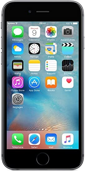 Apple iPhone 6S - Smartphone DE 16 GB, Color Gris (Reacondicionado ...