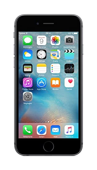Apple iPhone 6S - Smartphone de 16 GB Color Gris (Reacondicionado ...