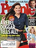 Amy Duggar l Leonardo DiCaprio l Charles Manson's Women l Kate Hudson - February 15, 2016 People