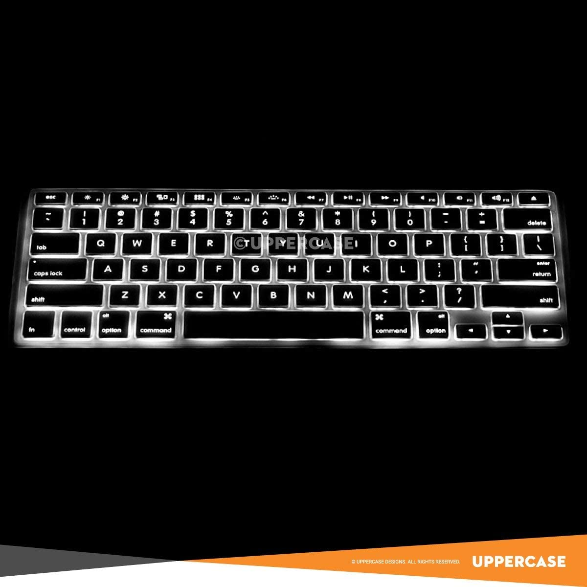 """Ultra Thin Transparent Keyboard Cover Soft TPU Skin for NEW MacBook Pro 13/"""" 15/"""""""